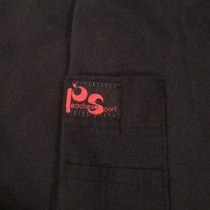 Peaches Uniforms Pants - Navy Blue Scrub Pants